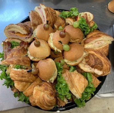 Assorted deli Sandwiches